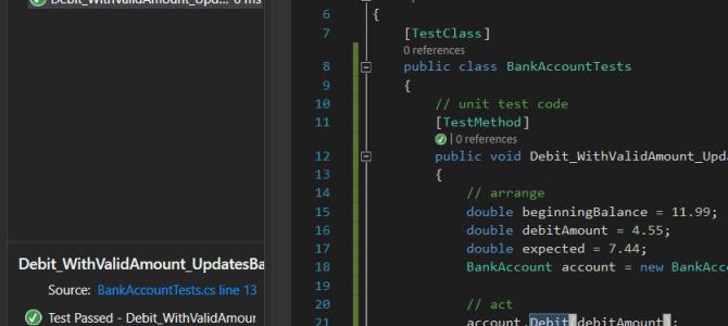 Phần 2: Sử dụng Unit Test để cải thiện code