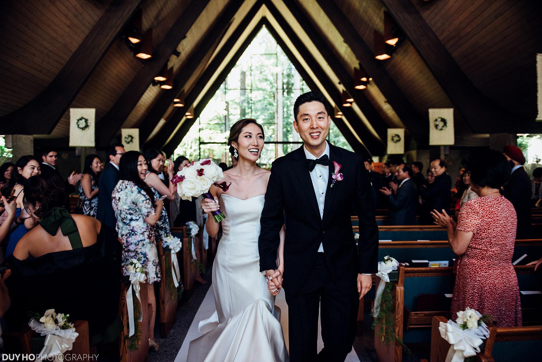 Ellen  Zacs Thomas Fogarty Winery Wedding by Duy Ho