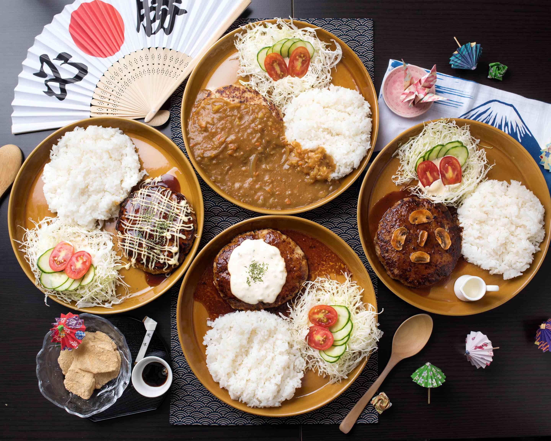 惠比壽日式和風漢堡排 臺中 外送 | 菜單 | Uber Eats