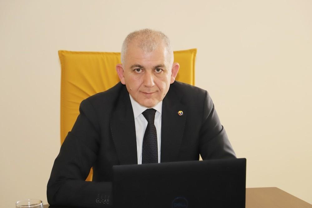 """DTSO Başkanı Şahin, """"21 yıl önce yaşanan acı bir daha yaşanmasın"""""""
