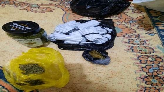 Düzce'de polisten uyuşturucu operasyonu
