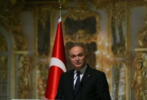 """Başkan Özlü """"Dev proje uluslararası cazibe merkezi olacak"""""""