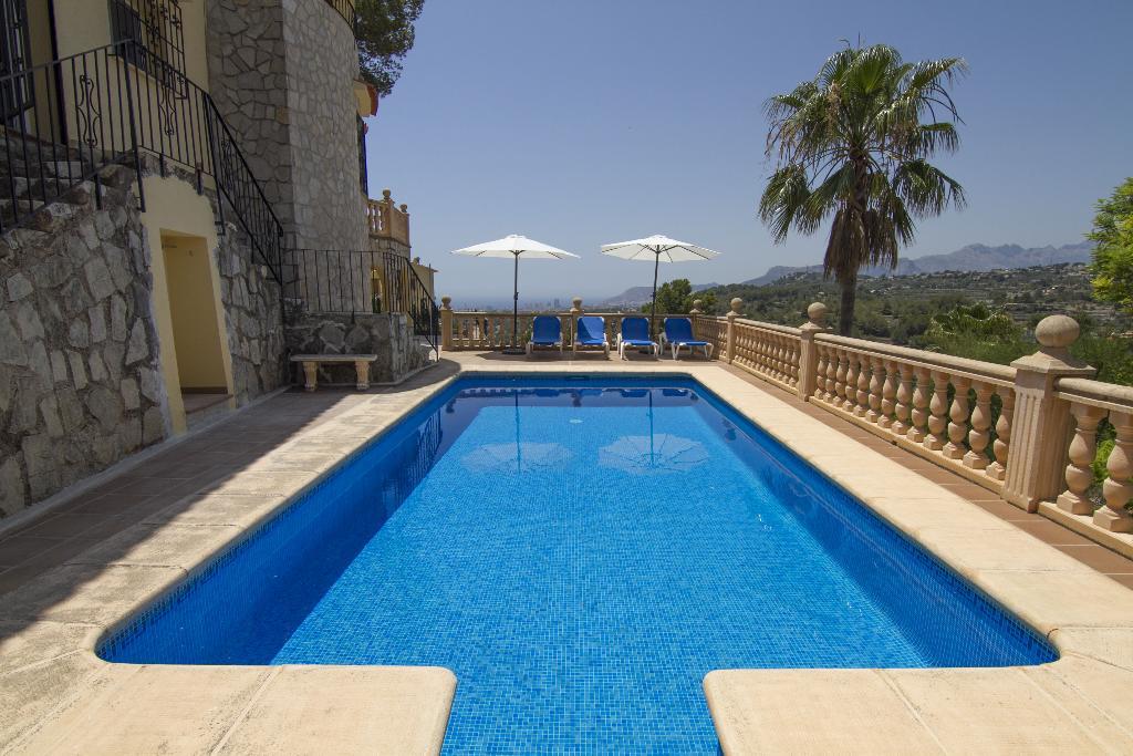 For Rent Villa Aline Villa In Benissa Costa