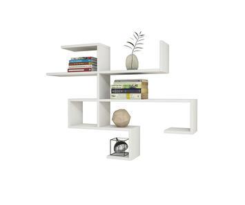 Tuttavia, prima di implementare l'idea, dovrai pianificare attentamente i tuoi interni futuri. Mensole Di Design Scaffali E Librerie Moderne Duzzle