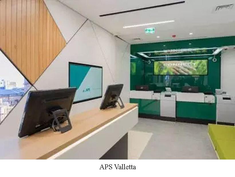 APS Valletta