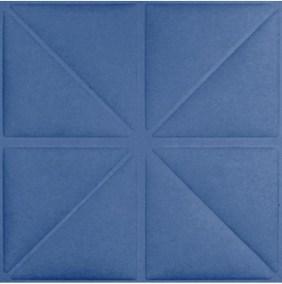 Triangles -blue