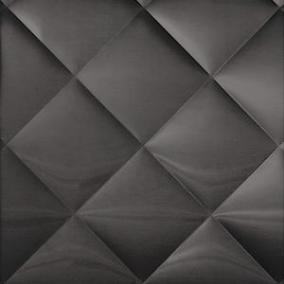 ColourTex Black Quilted / Diamond (USA) / QP76 (AUS)