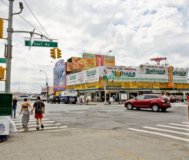 Fun Facts About Famous Nathans Of Coney Island