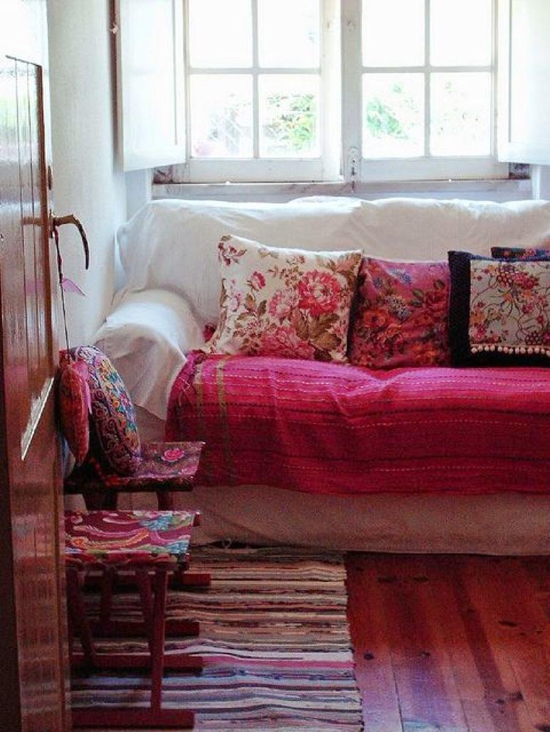 Ideas para cubrir un sof con estilo  Get the Look