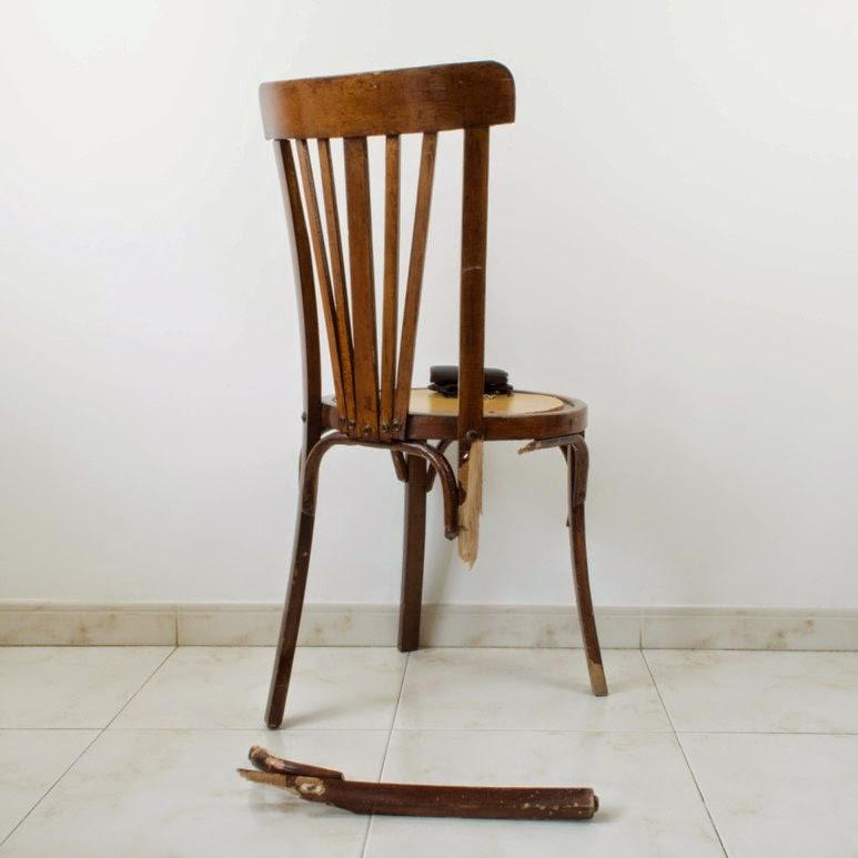 Cmo reparar y cambiar el aspecto de una silla con la