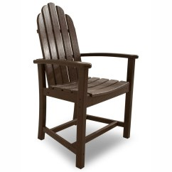 Adirondack Style Dining Chairs Remote Control For Recliner Chair Classic Patio Productions