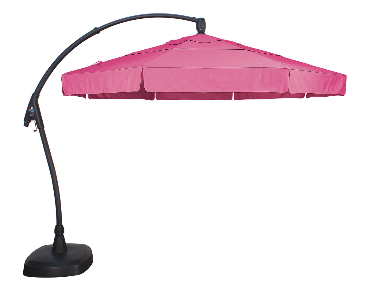 chair king umbrellas cover rentals brantford 11 39 octagon cantilever umbrella ag28 dwv patio productions