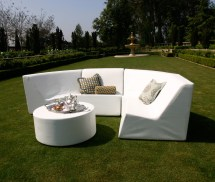 Pc Olympus Sectional Set - Patio Productions