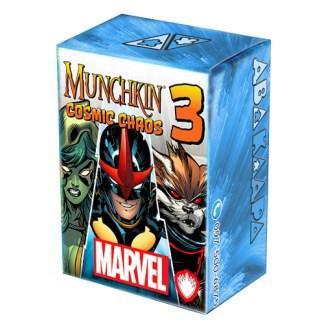Манчкин: Marvel Edition 3 «Cosmic Chaos»