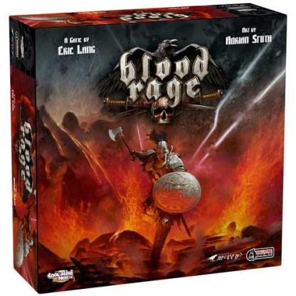 Кровь и Ярость (Blood Rage)