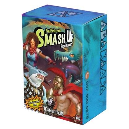 Замес: Smash up: It`s your fault