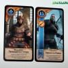 Ведьмак 3: Гвинт. The Witcher: Gwent. Королевства Севера. Northern Realms Gwent deck