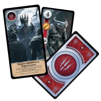 Ведьмак 3: Гвинт. The Witcher: Gwent. Колода Чудовищ. Monsters Gwent deck