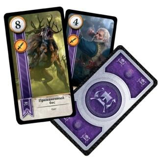 Ведьмак 3: Гвинт. The Witcher: Gwent. Колода Скеллиге. Skellige Gwent deck