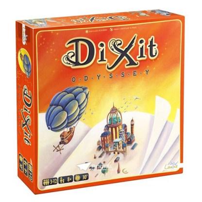 Диксит Одиссея. Dixit Odyssey