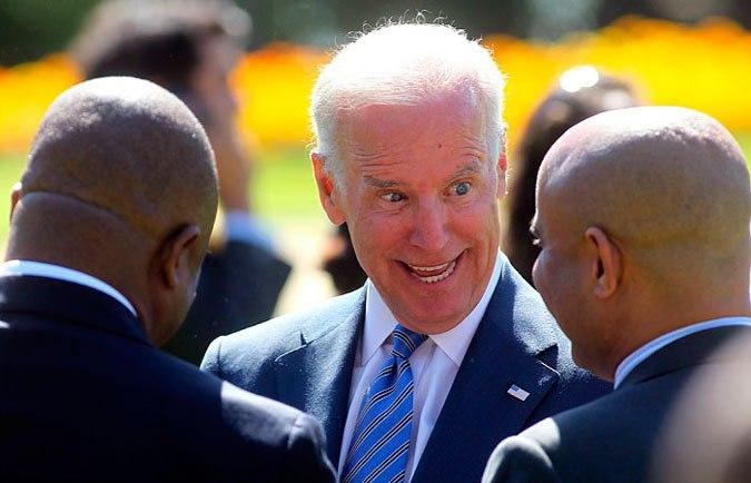 Смешные фото Джозеф Байден - вице-президент США