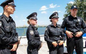 На херсонских курортах все лето будут работать полицейские станции