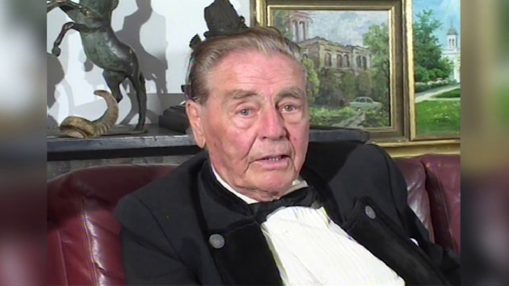 Умер Эдуард фон Фальц-Фейн