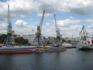 Стоимость доставки грузов в порт Херсон по железной дороге удалось снизить