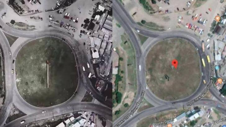 В тизере к новому альбому Rammstein изображена площадь Херсона