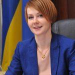 елена зеркаль зами министра иностранных дел украины