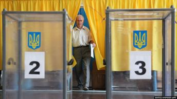 Более 6000 крымчан проголосовали на выборах президента Украины