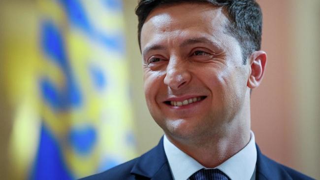 Новый президент Украины — Владимир Зеленский: официально
