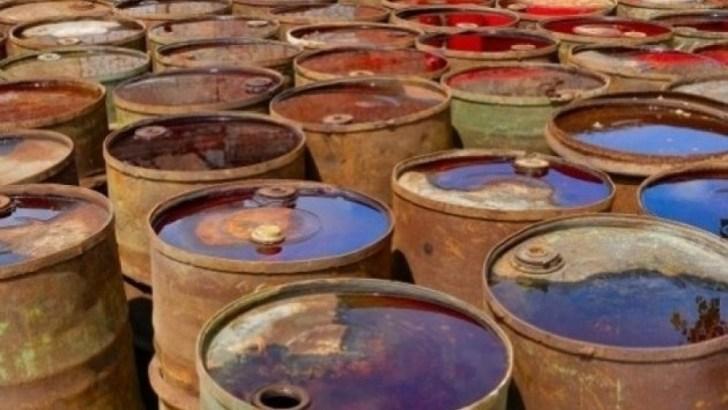 З Херсонщини утилізують 110 тонн отруйних хімікатів
