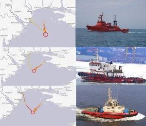 Россия вернет захваченные корабли не сегодня, - Бутусов.