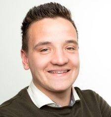 Sales manager van DVAP Sander