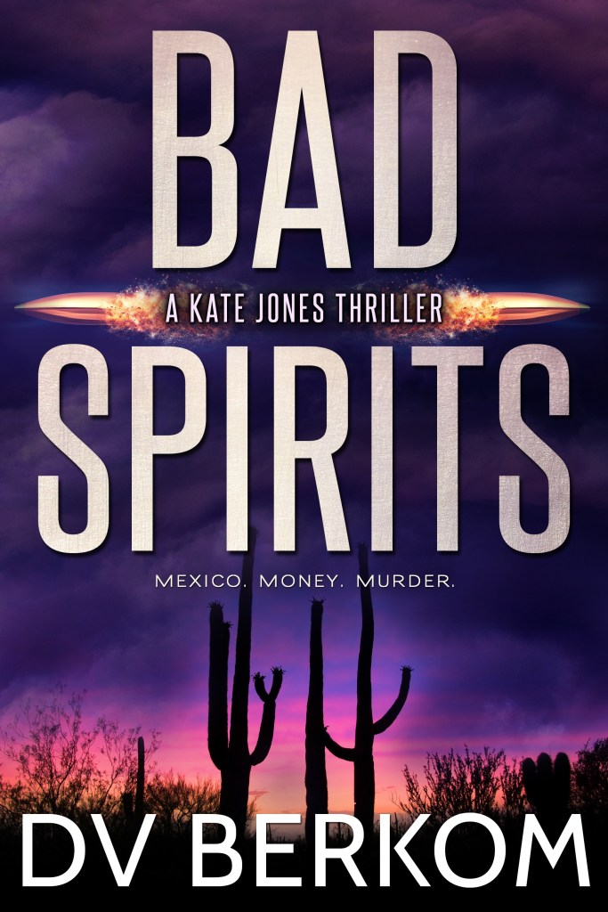 cover for Bad Spirits