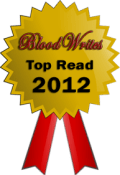 Blood Writes Top Read 2012