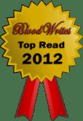 Blood Writes Top Read 2012