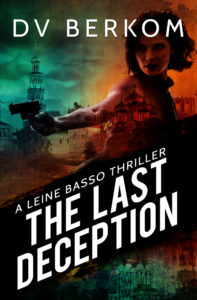 cover for The Last Deception