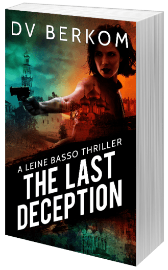3D cover for The Last Deception