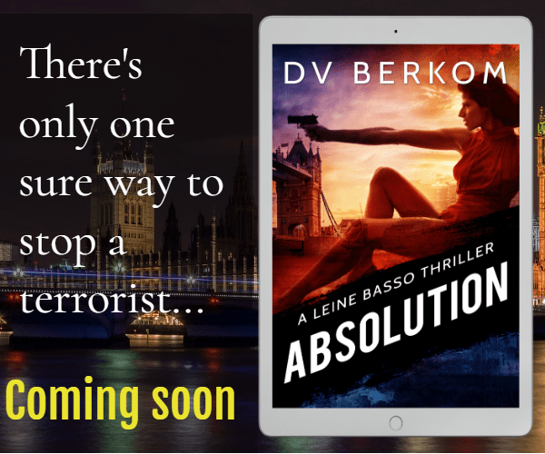 There's only one sure way to stop a terrorist. Ad for absolution