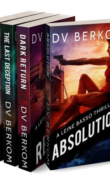 Leine Basso Thriller Series, Volume 2