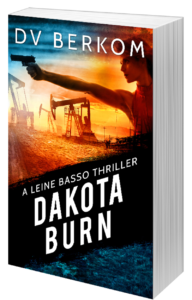 3D cover for Dakota Burn