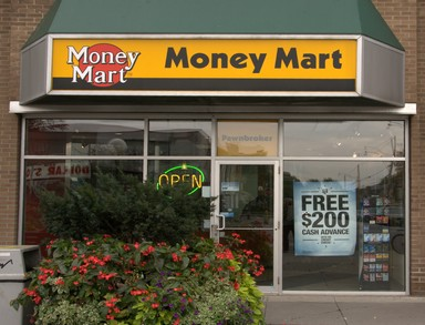 Money Mart | Danforth Village BIA