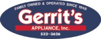 Gerritt's Appliance