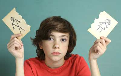 An Urban Myth About a Child Selecting a Home