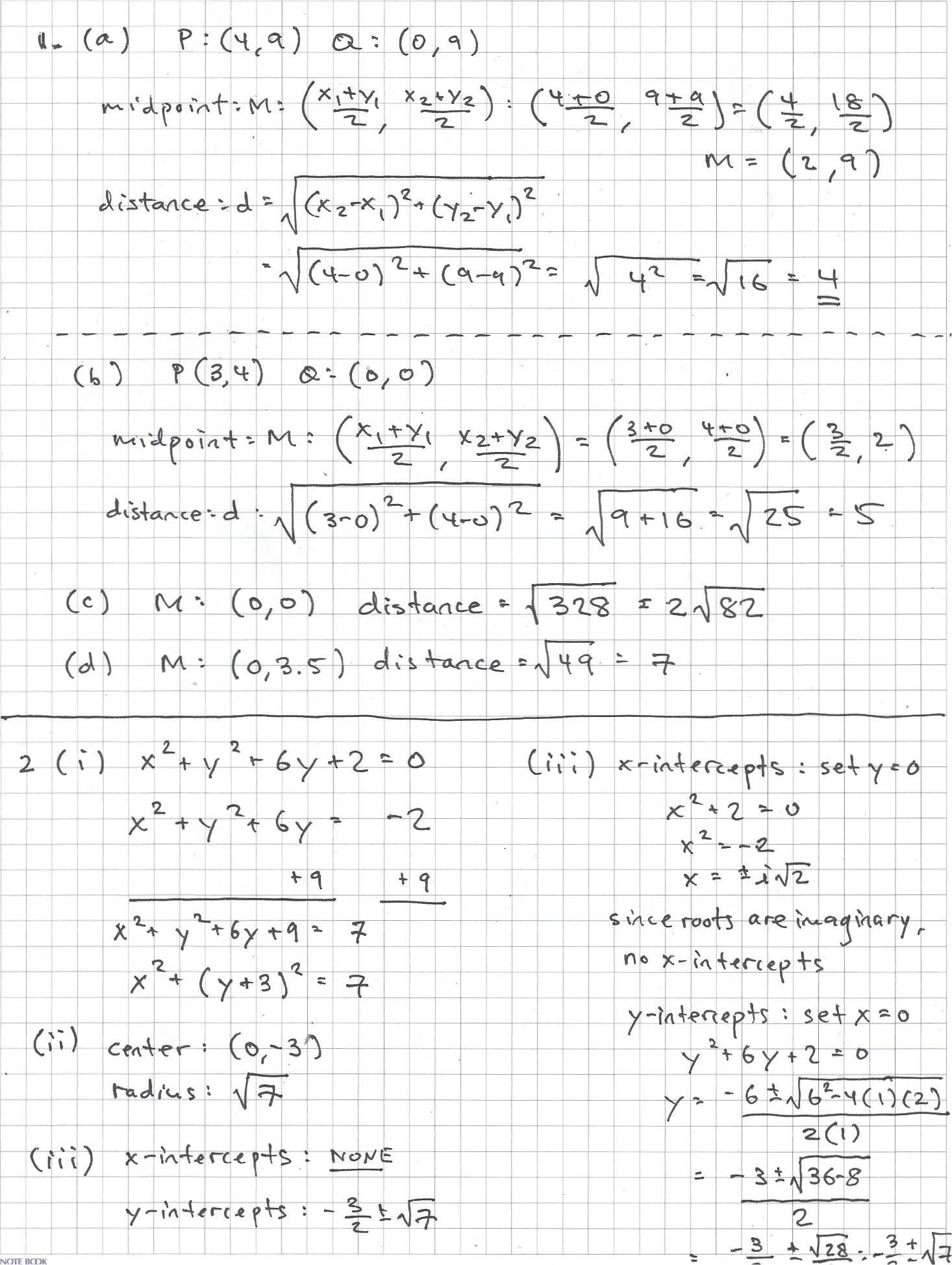 Dvc Math 135