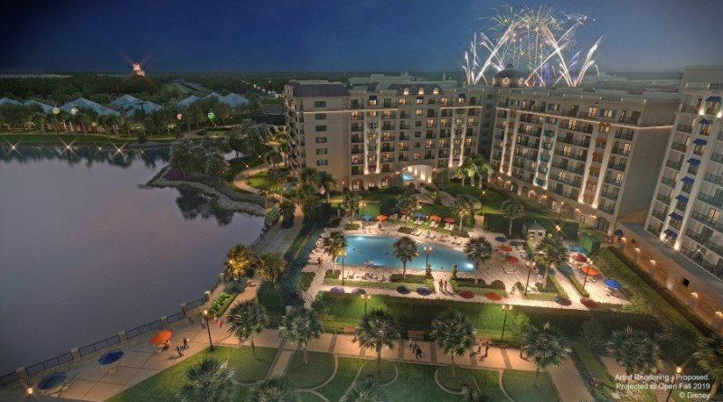 Riviera Resort Rendering