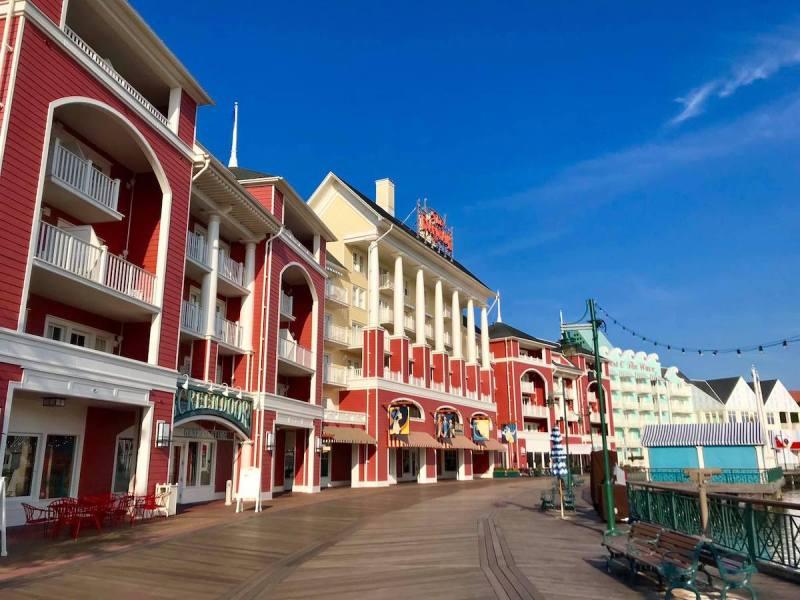 Disney's BoardWalk Villas at Walt Disney World