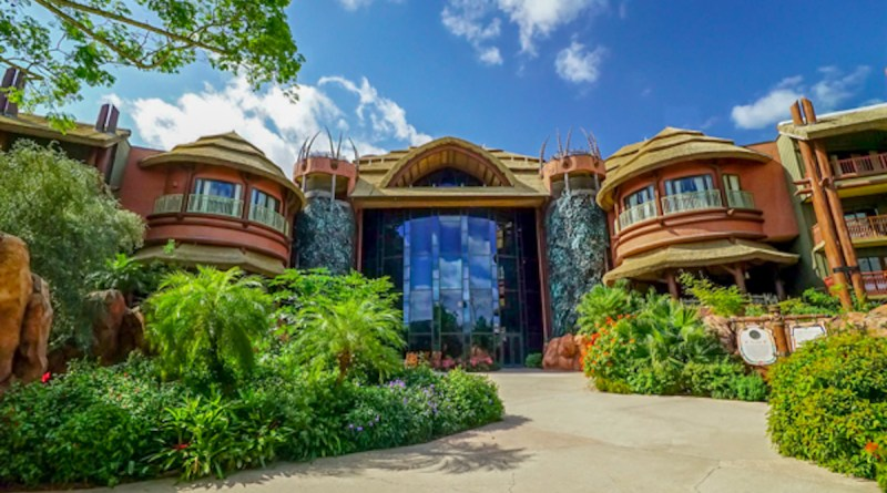 Disney Vacation Club - Animal Kingdom Lodge